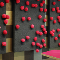 Skype - sound absorbing acoustic solutions