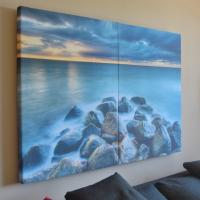 Jesper from Linköping, Sweden. Acoustic panels.