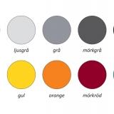 feltBERRY color palette