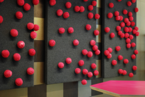 Skype – sound absorbing acoustic solutions