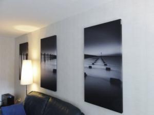 Sound absorbing artwork – Mattias in Tranås